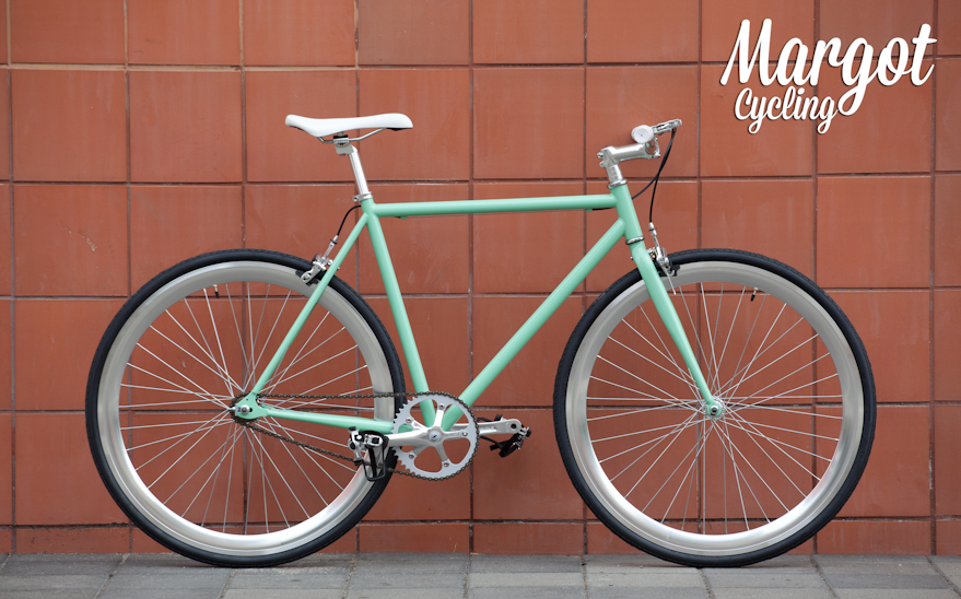 Tiffany, the Elegent Fixie